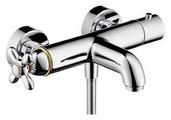Термостатический двухрычажный смеситель для ванны с душем AXOR Carlton 17241000