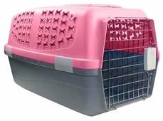 Переноска-клиппер для собак Triol SH3660 48х30х28 см