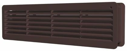 Вентиляционная решетка ERA 4409ДП 450 x 91 мм
