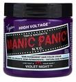 Крем Manic Panic High Voltage Violet Night фиолетовый оттенок