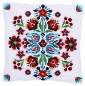 Vervaco Набор для вышивания Фольклор 40 x 40 см (0168199-PN)