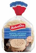 Хлебный Дом Лепешки Ладушки сметанные пшеничные 240 г