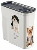 Контейнер для корма CURVER Собачье счастье 2 л