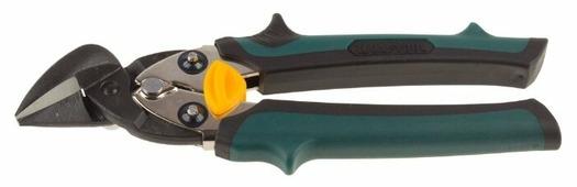 Строительные ножницы с правым резом 180 мм Kraftool Uni-Kraft 2326-R