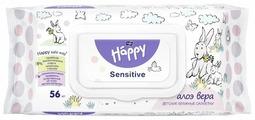 Влажные салфетки Bella Baby happy Sensitive