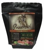Корм для собак Primordial Adult All Breed Курица, лосось