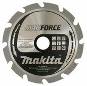 Диск пильный 190x30 мм 12 зубьев MAKITA Makforce (B-29197)