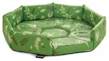 Лежак для кошек, для собак Гамма Окта экстра 60х60х13 см