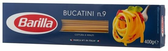 Barilla Макароны Bucatini n.9, 400 г