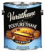 Лак Varathane Interior Water Based Polyurethane глянцевый (0.95 л) полиуретановый