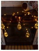 Гирлянда NEON-NIGHT Ретро-лампы, 100 LED, 300 см