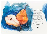 Альбом для акварели Малевичъ White Swan Fin 32 х 23 см, 200 г/м², 20 л.