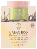 Пробник The Saem Urban Eco Harakeke Cream EX 1 мл