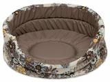 Лежак для кошек, для собак Comfy Bloom M (241960/241964) 54х46х16 см
