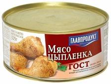 Главпродукт Мясо цыпленка 325 г