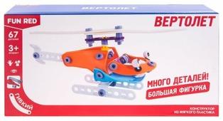 Винтовой конструктор Fun Red FRCF006 Вертолет