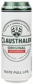 Пиво безалкогольное светлое Clausthaler Классик 500 мл