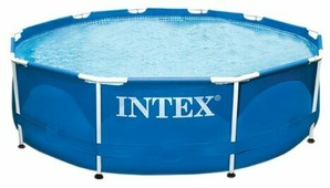 Бассейн Intex Metal Frame 28200/56997