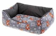Лежак для кошек, для собак Ferplast Coccolo C 50 (82262999) 55х45х20 см