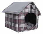 Будка для собак, для кошек Lion Будка M 40х36х40 см