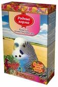 Родные корма Корм С ягодами для волнистых попугаев