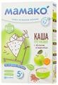 Каша МАМАКО молочная гречневая на козьем молоке с яблоком и морковью (с 5 месяцев) 200 г