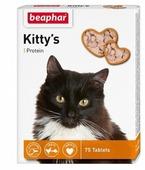 Добавка в корм Beaphar Kitty's + Protein