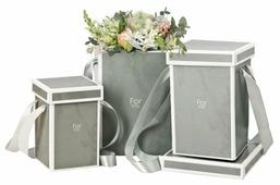 """Набор подарочных коробок Дарите счастье """"Для тебя"""" 3 шт."""