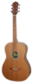 Гитара вестерн MiLena Music ML-F3-NUT