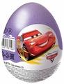 Шоколадное яйцо Шоки-Токи Disney Тачки с игрушкой, молочный шоколад, 20 г