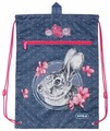 Kite Сумка для обуви с карманом Fluffy bunny (K19-601M-3)