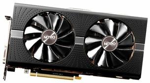 Видеокарта Sapphire Nitro+ Radeon RX 590 1545MHz PCI-E 3.0 8192MB 8000MHz 256 bit DVI 2xHDMI 2xDisplayPort HDCP
