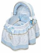 DeCuevas Кроватка для куклы с козырьком Кэрол (51127)