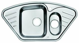 Врезная кухонная мойка IDDIS Strit STR96PCi77
