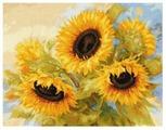 Алиса Набор для вышивания крестиком Солнечные мечты 40 х 30 см (2-30)