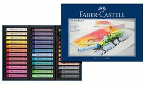 Faber-Castell Набор сухой мягкой пастели Gofa, 36 цветов