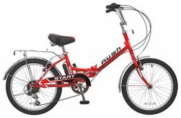 Подростковый городской велосипед RUSH HOUR Start 110 V-brake ST