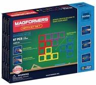 Магнитный конструктор Magformers Educational 711002 (63109)-87 Math Set