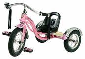 Трехколесный велосипед Schwinn Roadster Trike Girls (2015)