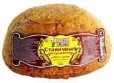 Рижский ХЛЕБ Хлеб Станичный, пшенично-ржаная мука, бездрожжевой, в нарезке 250 г
