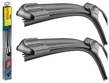 Щетка стеклоочистителя бескаркасная BOSCH Aerotwin Multi-Clip AM466S 650 мм / 380 мм, 2 шт.