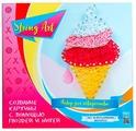 String Art Lab Набор для творчества Мороженка (П002)
