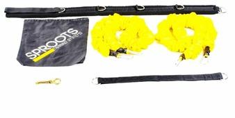 Эспандер для лыжника (боксера, пловца) SPROOTS Double Leg