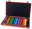 KOH-I-NOOR Акварельные карандаши Mondeluz, 36 цветов (3795036001DK)