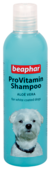 Шампунь Beaphar ProVitamin Shampoo Aloe Vera для собак светлых окрасов 250 мл
