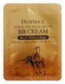 Deoproce Horse Oil Hyalurone BB Cream № 21 2 г