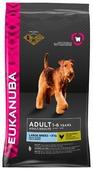 Корм для собак Eukanuba для здоровья костей и суставов, курица (для крупных пород)