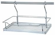 Полка для кухонных инструментов Esprado Platinos 0012819E202 28 см
