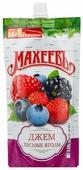 Джем Махеевъ лесные ягоды, дой-пак 300 г