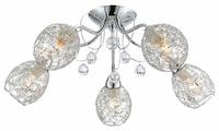 Люстра Globo Lighting Kordula 56689-5, E14, 200 Вт